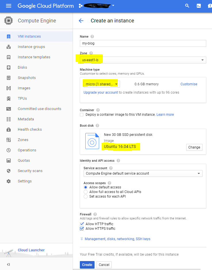 google-compute-create-instance