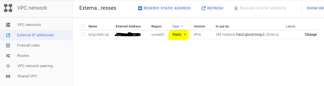 google-compute-static-ip